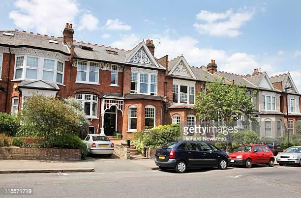 Edwardian UK Homes