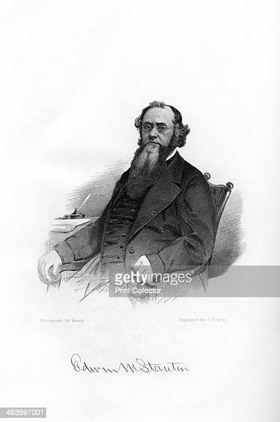 Edwin McMasters Stanton American lawyer politician 18621867 Stanton was the United States Attorney General in 18601861 and Secretary of War through...