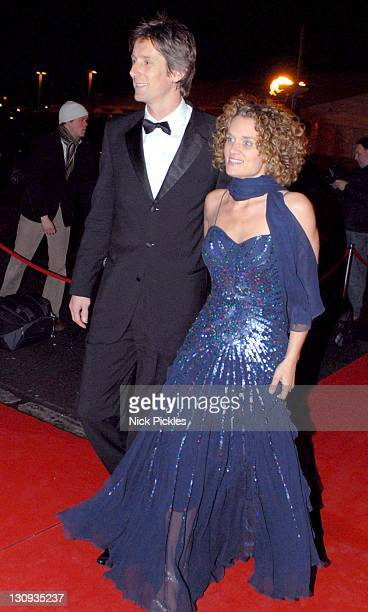 Edwin van der Sar during United for UNICEF Gala Dinner Arrivals at Old Trafford Manchester United Football Club in Manchester Great Britain