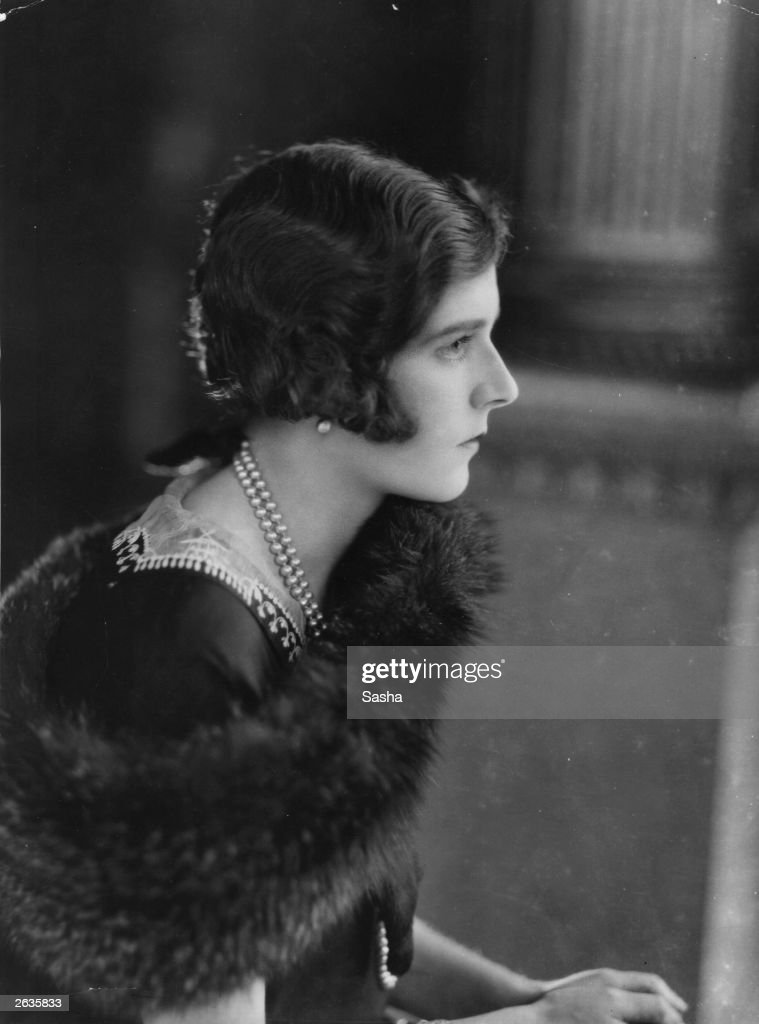 Edwina Cynthia Annette Mountbatten nee Ashley Countess of Mountbatten wife of Louis Earl Mountbatten of Burma and a worker for the London Division of...