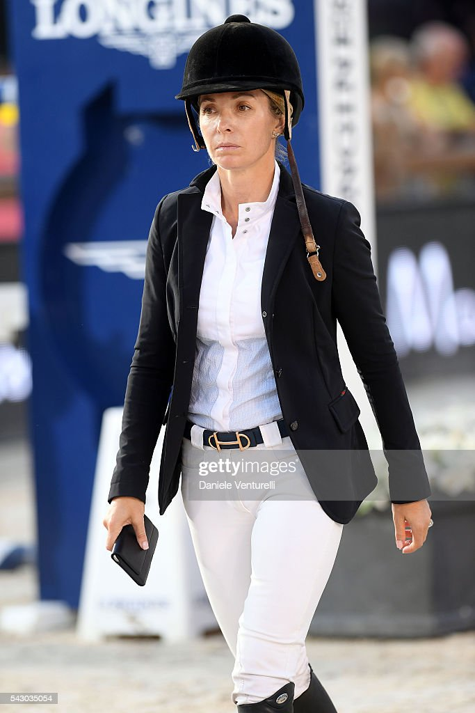 <a gi-track='captionPersonalityLinkClicked' href=/galleries/search?phrase=Edwina+Tops-Alexander&family=editorial&specificpeople=8673928 ng-click='$event.stopPropagation()'>Edwina Tops-Alexander</a> attends Longines Global Champions Tour of Monaco on June 24, 2016 in Monaco, Monaco.