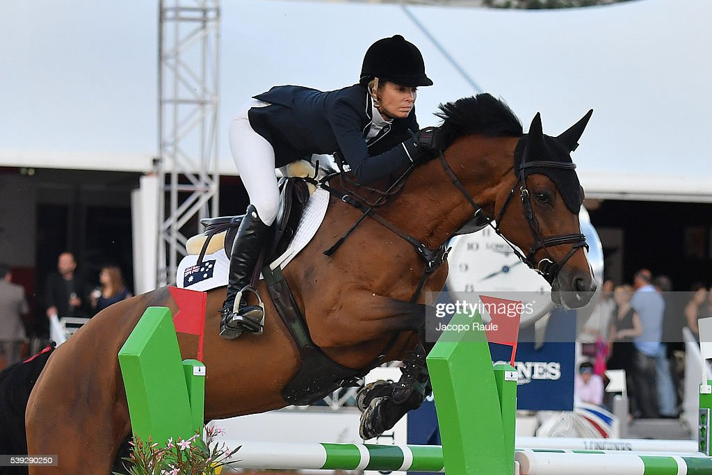 <a gi-track='captionPersonalityLinkClicked' href=/galleries/search?phrase=Edwina+Tops-Alexander&family=editorial&specificpeople=8673928 ng-click='$event.stopPropagation()'>Edwina Tops-Alexander</a> competes at International Longines Global Champion Tour - Day 2 on June 10, 2016 in Cannes, France.