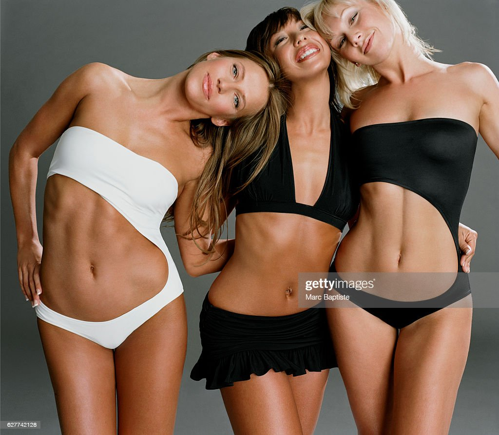 Edyta Sliwinska, Cheryl Burke and Kym Johnson