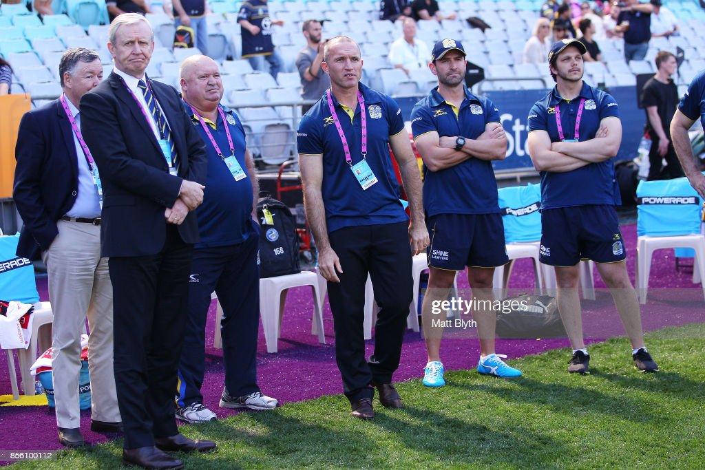 2017 Holden Cup Grand Final - Sea Eagles v Eels