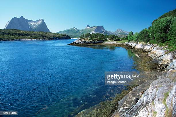 Efjord norway