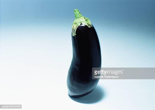 Eggplant, close-up