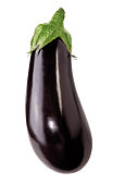 isolated photo of eggplant