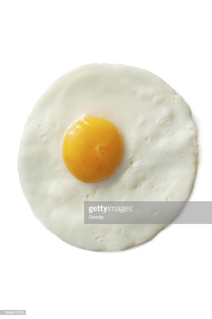 Eggs: Fried Egg
