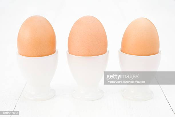 Eggs in egg cups