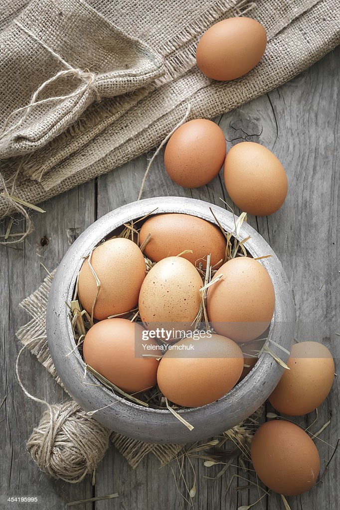 Eggs : Stock Photo