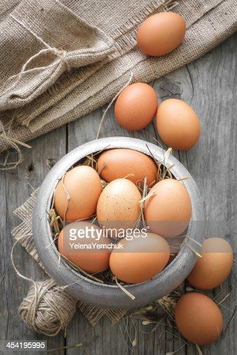 Ovos : Foto de stock