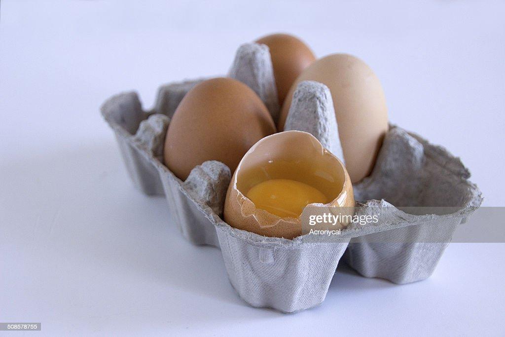 Eggs : Stockfoto