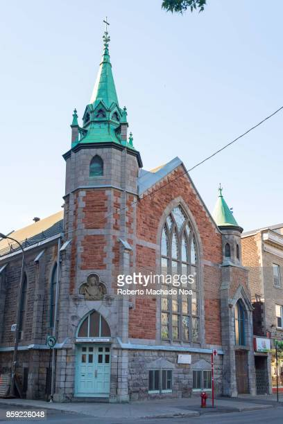 'Eglise Unie SaintJean' in St Catherine street The church is a Protestant community in the heart of the city dedicated to the proclamation of the...