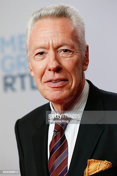 Egon F Freiheit attends the VPRT Hosts Summer Party at Cafe Moskau on September 09 2014 in Berlin Germany