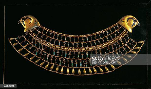 Egypt Cairo Necklace that belonged to Princess Khnumit twelfth dynasty