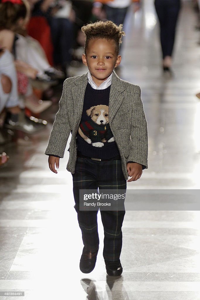 Ralph Lauren Fall 14 Children's Fashion Show In Support Of Literacy - Runway