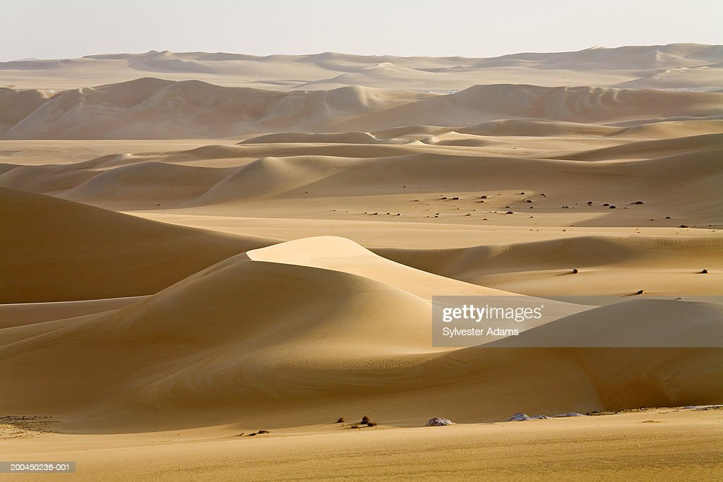 Egypt, Libyan Desert, The Great Sand Sea