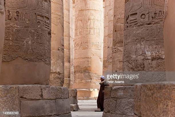 Egypt, Luxor, Karnak, The Great Temple of Amun