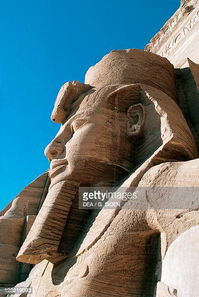 a look at the great temples of abu simbel in northern nubia The temple faced nubia to remind the nubians of the might and power of ramses the great nefertari's tempe at abu simbel there are two temples at abu simbel, the larger to ramses ii, the.