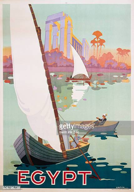 Egypt Poster by H Hashim