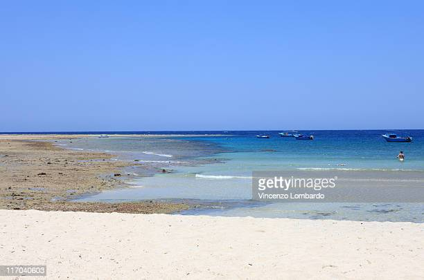Egypt, Red Sea, Marsa Alam, Abu Dabbab, Beach