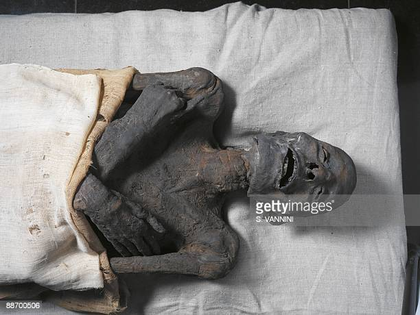 Egypt Royal mummy of Ramses I