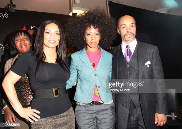 Egypt Sherrod Dana Roc and...