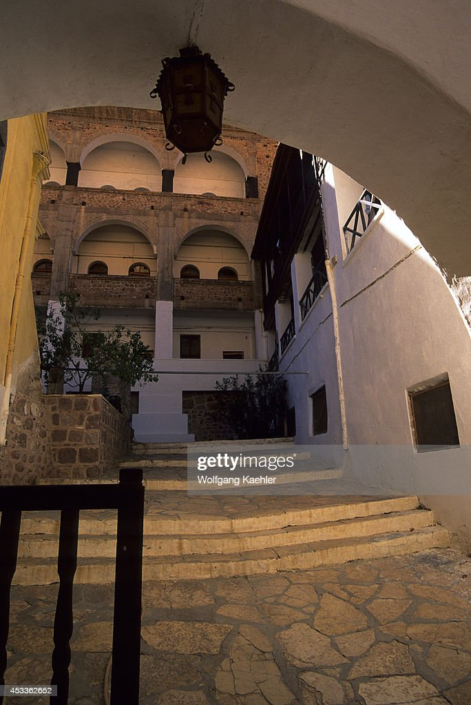 Egypt Sinai Peninsula St Catherine's Monastery 342 Ad Living Quarters