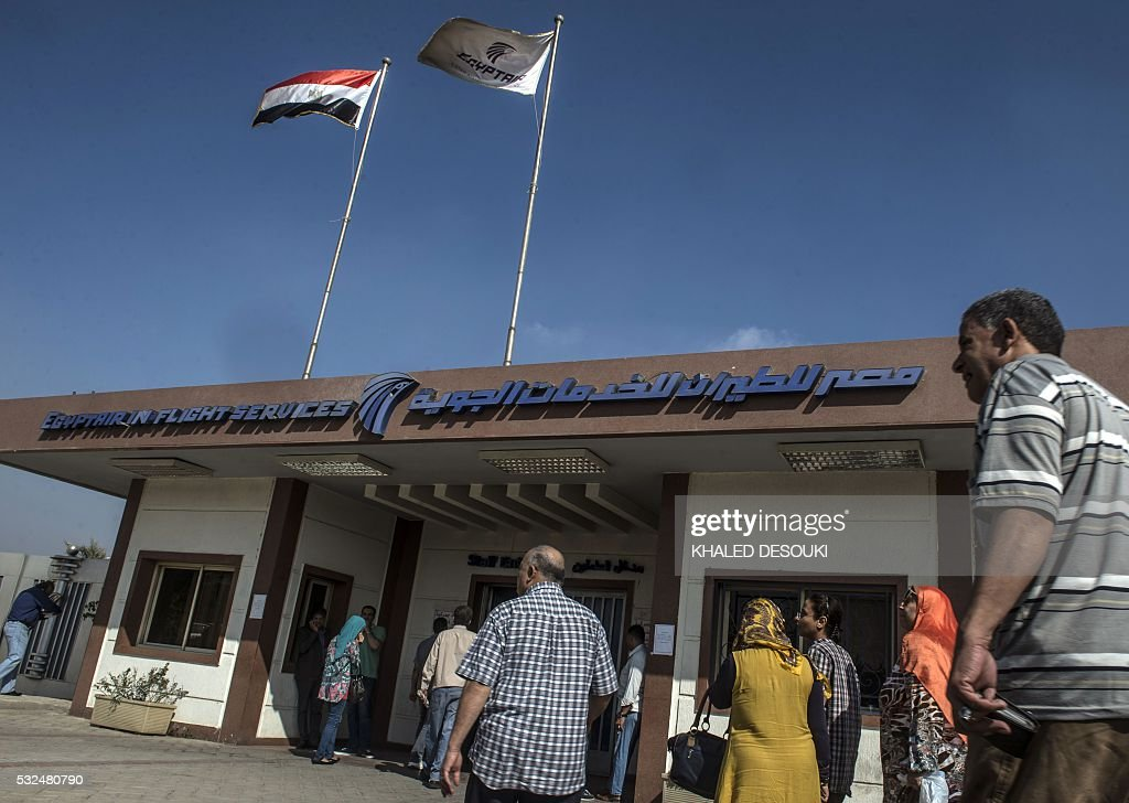 Egyptair flight ms804 goes missing getty images - Egyptair airport office number ...