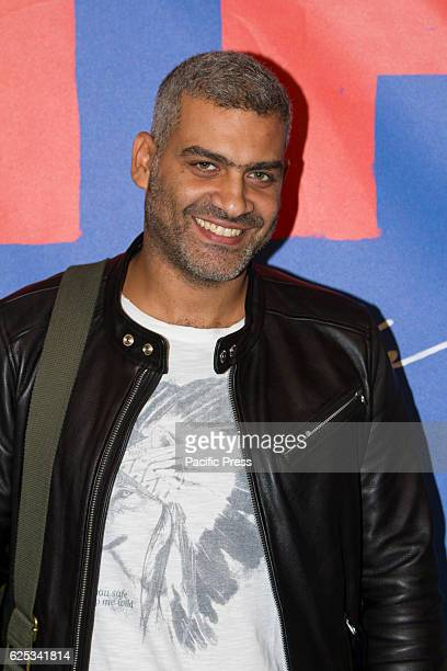 Egyptian actor and musician Hany Adel is guest of Torino Film Festival in Italy