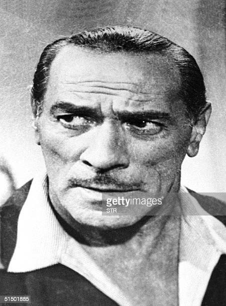 Egyptian actor Stefan Rosti in an undated picture from the 1950s Specialized in the role of the bad guy Rosti was born in Cairo in 1891 to an Italian...