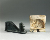 Egyptian civilization Solar gnomon and sundial