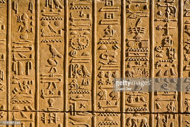 the use of hieroglyphics in ancient egyptian civilization Egyptian civilization study guide directions: characteristics of the ancient egyptian civilization on this site, you can learn about ancient egyptian hieroglyphs, and then try to write words or sentences with them.