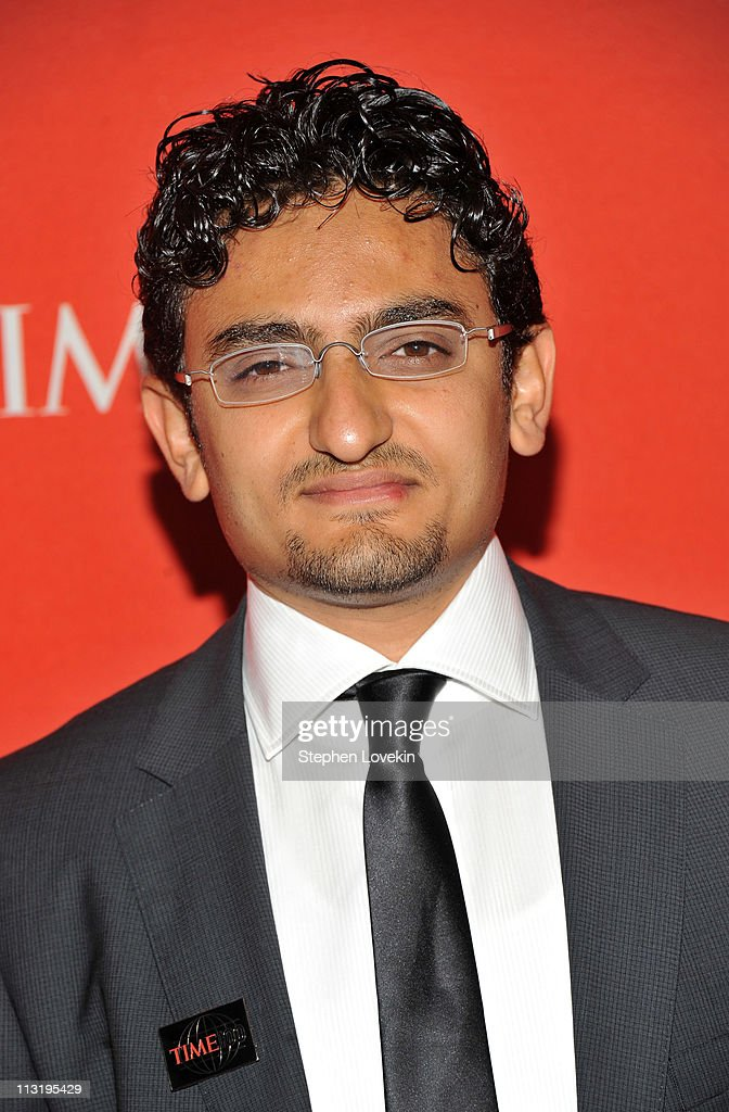 Egyptian Internet Activist Wael Ghonim attends the TIME 100 Gala, TIME'S 100 Most Influential People In The World at Frederick P. Rose Hall, Jazz at Lincoln Center on April 26, 2011 in New York City.