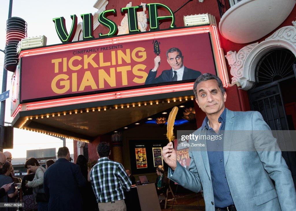 "Opening Night Of Sarkasmos Productions' ""Tickling Giants"""
