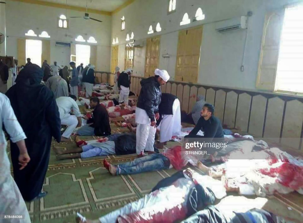 More Than 300 Killed in Egypt Sinai Mosque Attack