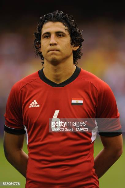 Egypt's Ahmed Hegazi