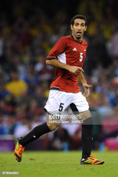 Egypt's Mohamed Aboutrika