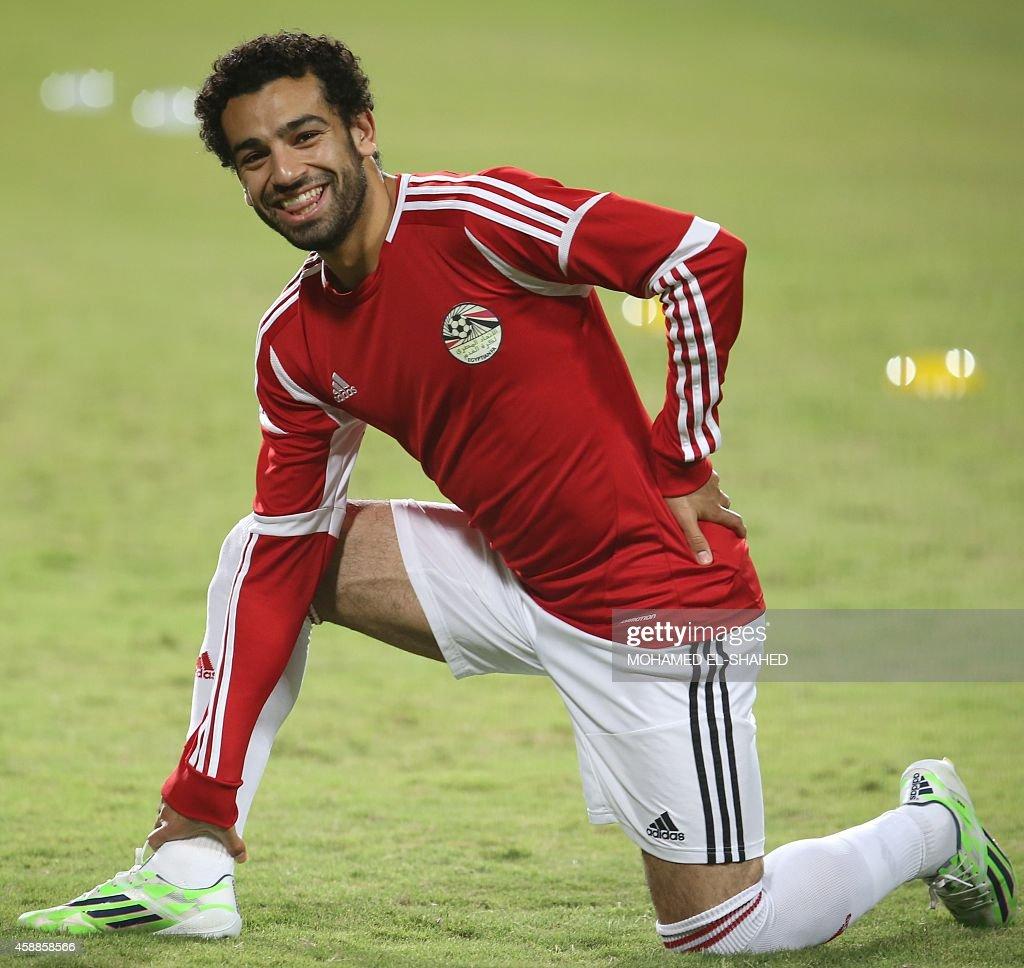 Egypt Mohamed Salah Stock s and