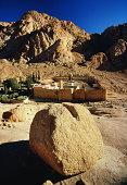 Egypt,Sinai Desert,St.Catherine's Monastery