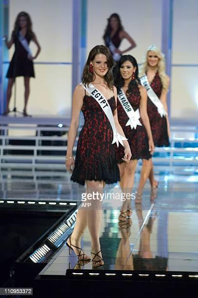Miss Estonia Universe ... Ehsan Hatem El Kirdany