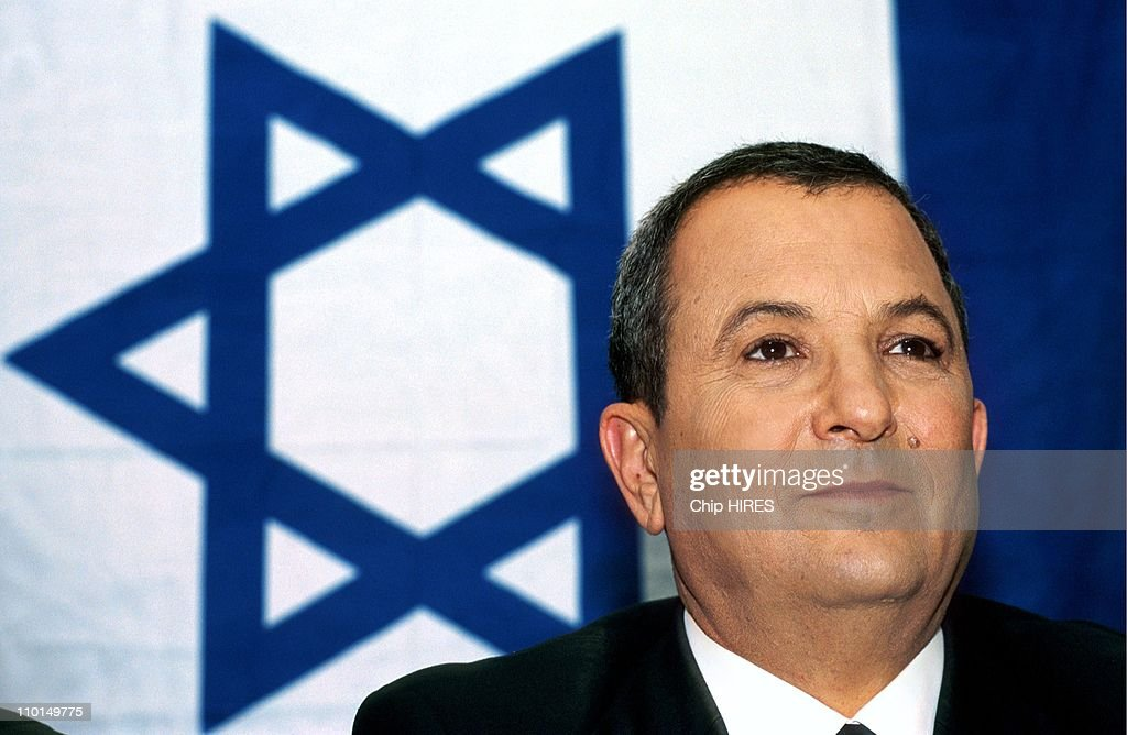 <a gi-track='captionPersonalityLinkClicked' href=/galleries/search?phrase=Ehud+Barak&family=editorial&specificpeople=202888 ng-click='$event.stopPropagation()'>Ehud Barak</a> in Israel in May, 1999.