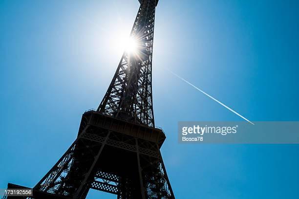 Tour Eiffel compositon créatif