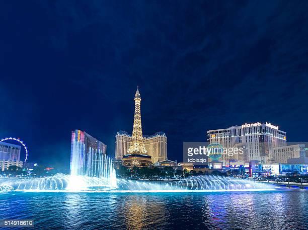Eiffelturm von Las Vegas