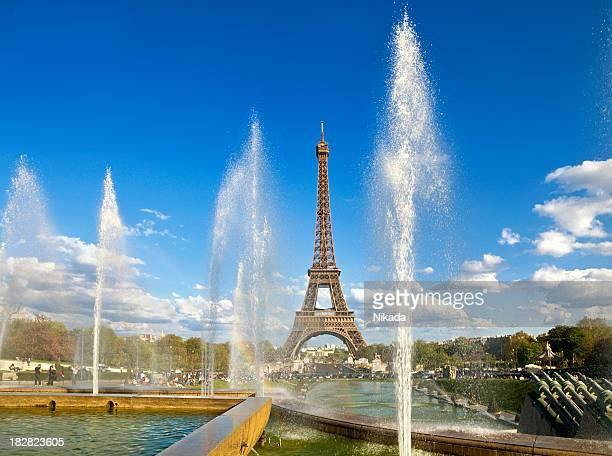Tour Eiffel, à Paris