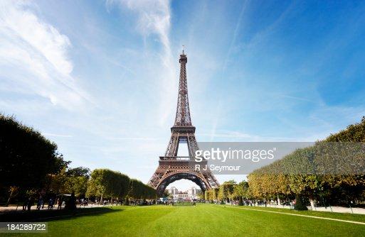 'Eiffel Tower, Paris'