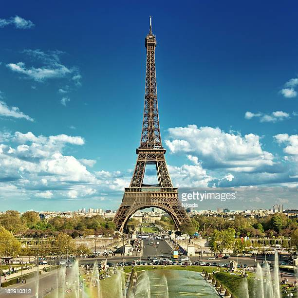 Eiffel tower stock photos and pictures getty images - Image de tour eiffel ...