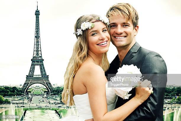 Eiffel Tower Wedding NEW
