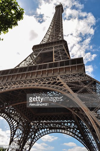 Eiffil Tower. : Stockfoto