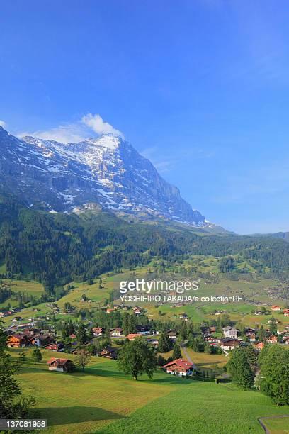 Eiger, Grindelwald, Switzerland